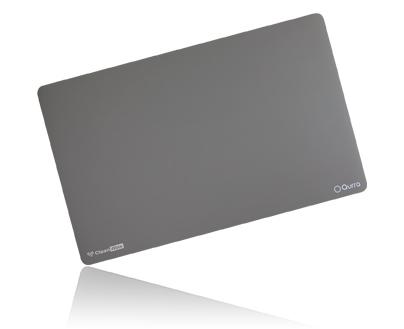 Qurra クルラ 抗菌マット デスクマット 机 マット デスクパッド パソコンマット マウスパッド