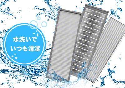 空気清浄機 CO2濃度計測 自動風力調整 換気サイクル 新時代の空気清浄機 業務用 20畳 フィルター水洗い可能