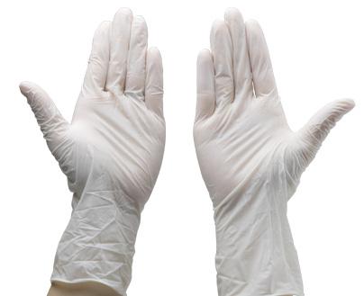 ラテックス手袋 使い捨て ラテックスグローブ 100枚
