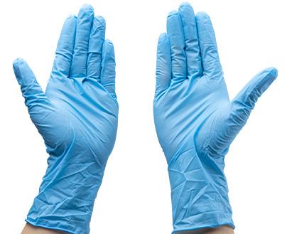 ニトリル手袋 使い捨て ニトリルグローブ 100枚
