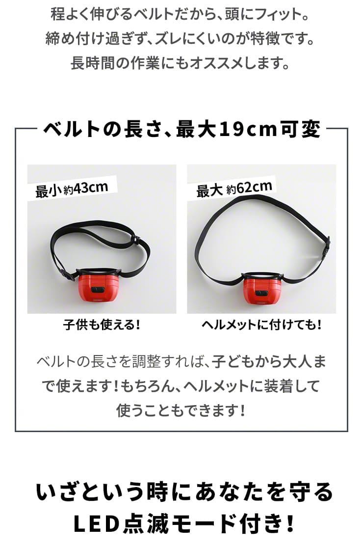 ヘッドライト ASSIKE アズシーク 充電式 1500mAh アウトドア 登山用 キャンプ 懐中電灯