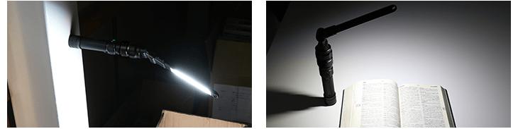 ワークライト使用画像