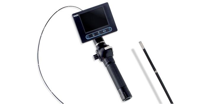 映像を静止画・動画保存でき資料作成に役立てる