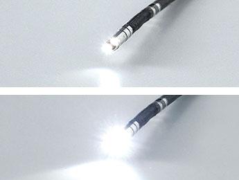 LEDライトイメージ