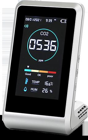 CO2モニター