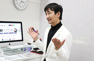 笠井先生画像