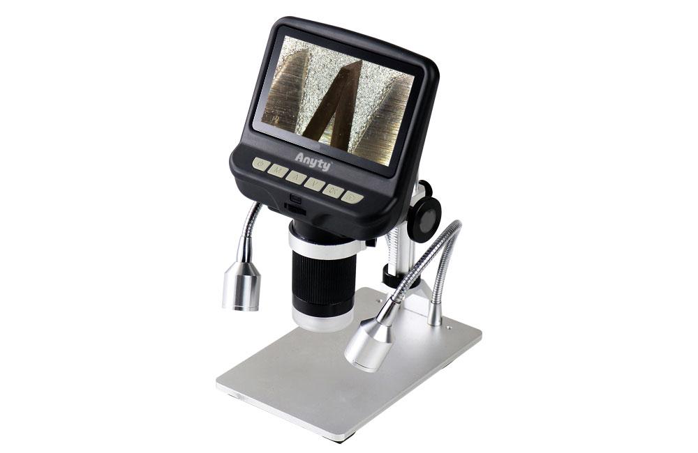 3R-MSLCD43 液晶付きデジタル顕微鏡